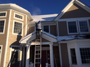 Ice Dam Removal Services in NJ