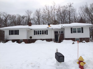Roof Snow Removal Services NJ