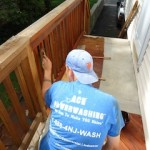 Deck Staining New Jersey