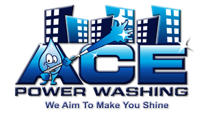 Ace Power Washing Logo