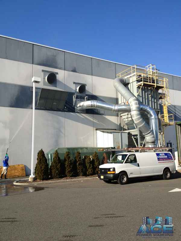 Commercial Cleaning Concrete Precast in Cranford, NJ