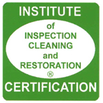institute of cleaning restoration certification