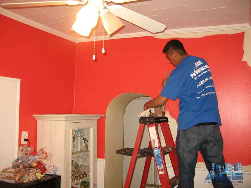 Interior House Painting in Montclair, NJ