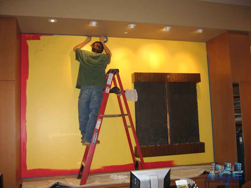 Interior Commercial Painting in Clifton, NJ